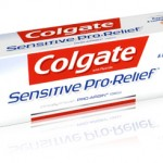 colgate sensitive relief toothpaste