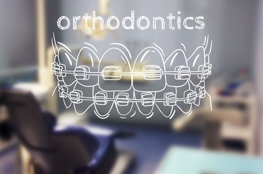 orthodontics poster